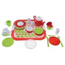 454-21 - Ladybug Dinner Set 29teilig