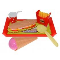 456-21 Gourmet Set Sandwich