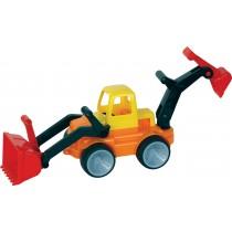 560-73 - Bulldozer mit Heckschaufel