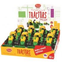 560-54 - Traktoren baby-sized - 12er Display