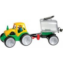 561-09 - Traktor mit Tankanhänger Box