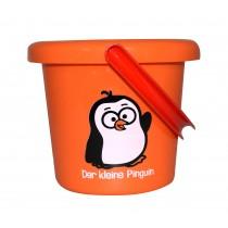 550-01 - Eimer ø18cm Hurra Kinderlieder - der kleine Pinguin