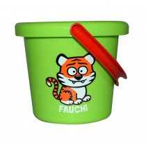 550-01 - Eimer ø18cm Hurra Kinderlieder - Fauchi der Tiger
