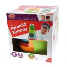 453-40 - Pyramide Rollbahn - 8teilig